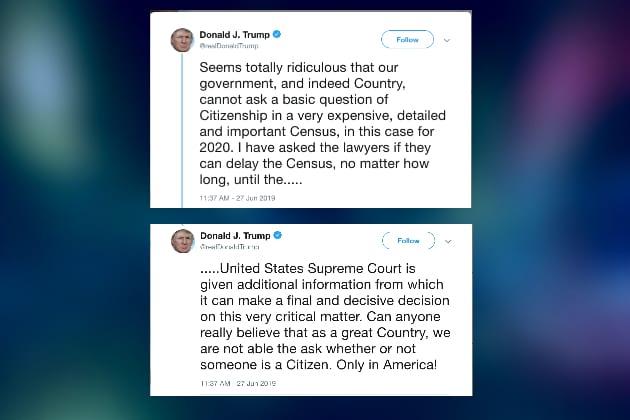 High court keeps citizenship question off census for now - Casper